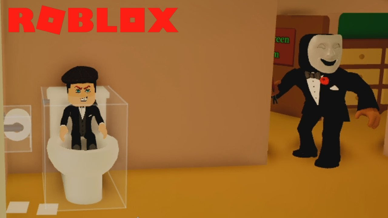 La purga en mi casa de roblox -- Break in --JULINWORLD 15