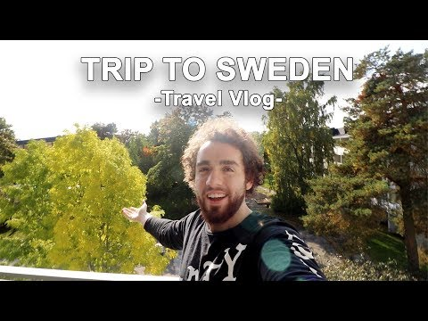 Epic Trip to Sweden! 😍