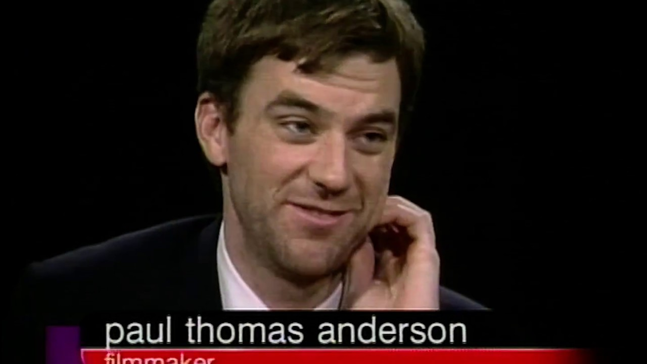 paul thomas anderson interview on magnolia  paul thomas anderson interview on magnolia 2000