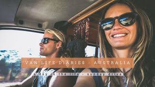 VAN LIFE Australia │Travel Diaries │Sunday Drive