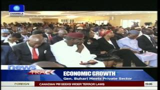 Buhari Intimates Private Sector On Plans To Boost Economy
