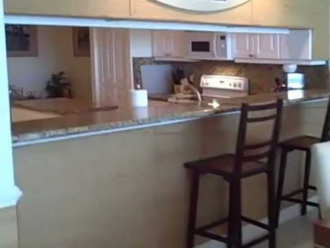 Fully furnished oceanfront condo for sale rent Indian Harbour Beach, FL 32937
