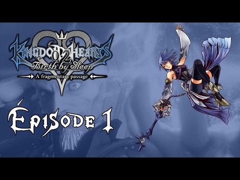 Kingdom Hearts 0.2 Birth by Sleep – A Framentary Passage