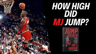 How HIGH did Michael Jordan Really JUMP? - The Last Dance