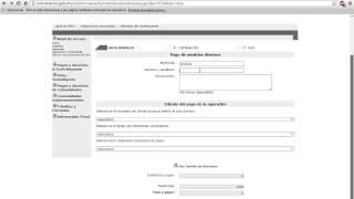 Proceso para Imprimir Ficha de Pagos del ITSA