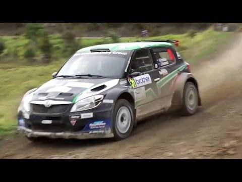 Simple Hayden Paddon  Leg 2 Rally Argentina Interview 2016  Doovi