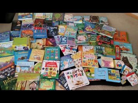 Peek inside our favorite Usborne books