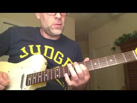 Adam plays Brent Mason solo on