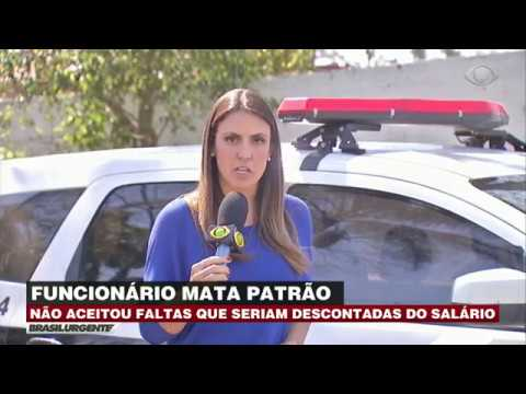 Grande SP: Funcionário mata patrão por causa de faltas