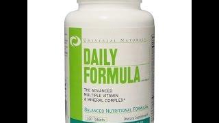 видео Daily Formula (100таб)