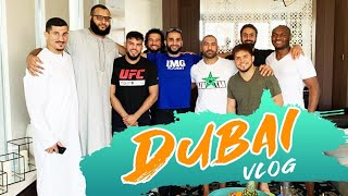 Vlog with UFC Fighters