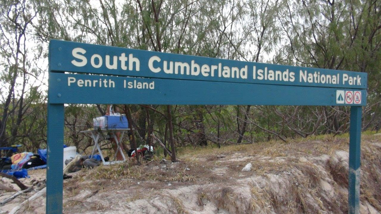 Mud Crabs on Penrith Island? Myth Busters!!