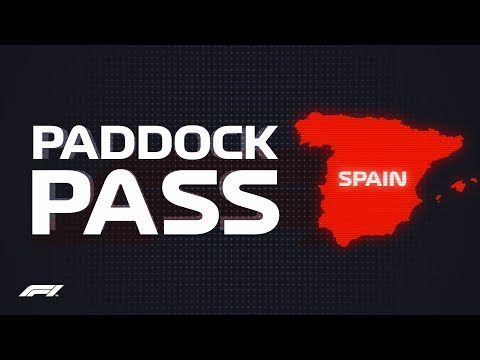 F1 Paddock Pass: Post-Race in Spain