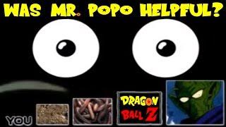 Was Mr Popo Helpful In Dragon Ball Z?