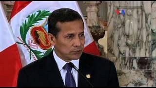 Perú espionage