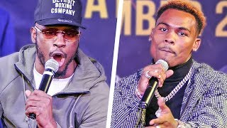 HEATED! Tony Harrison vs. Jermell Charlo II - FULL PRESS CONFERENCE | Fox PBC Boxing