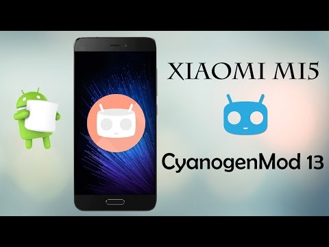 How To Install CyanogenMod 13 on Xiaomi Mi5 Android 6.0.1 Marshmallow Custom Rom Mi 5 CM13