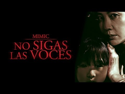 Mimic: No sigas las voces- Trailer Oficial doblado