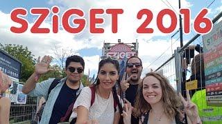 Sziget Festivali 2016 | Vlog | Rihanna, David Guetta, Muse, Sia, Hardwell, Parov Stelar;)