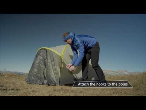 Salewa Sierra Leone and Sierra Leone Pro Tents