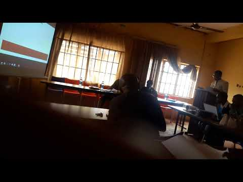 Esut Marketing Dept Seminar Defence