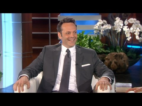 Vince Vaughn on Shooting in Berlin
