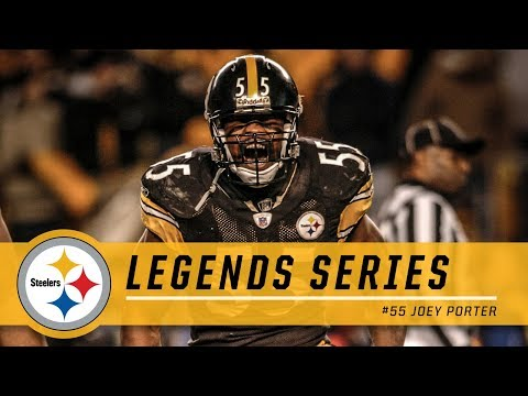 Legends Series: Joey Porter