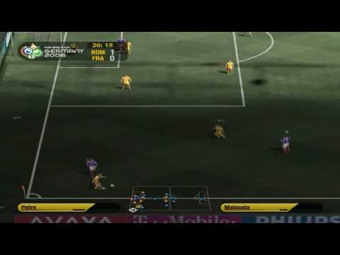 FIFA World Cup 2006 PC Gameplay HD