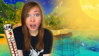 """ГЛАВНОЕ НЕ СДАВАТЬСЯ! [The Sims 4. Челлендж """"Юный Беглец""""] №2"""