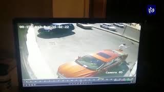الأمن يحقق مع محتال افتعل حادث دهس في عمّان - (18-8-2017)