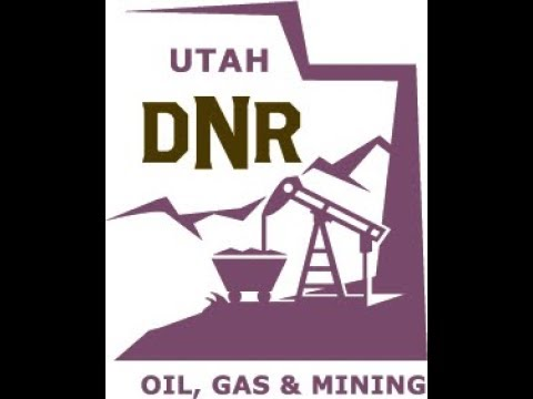Utah Division of Oil, Gas & Mining Briefing Session 09/27/2017