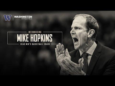 Introducing Mike Hopkins, University Of Washington Men