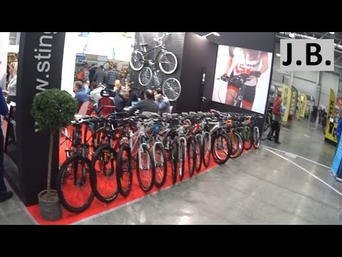 "Full Overview Bicycle Show ""Velo-Park"", Moscow 2016"