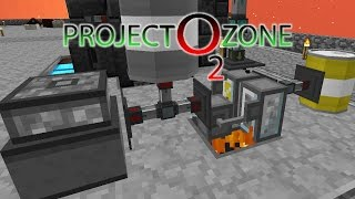 Project Ozone 2 Kappa Mode - PNEUMATICRAFT PLASTIC [E22] (Modded Minecraft Sky Block)