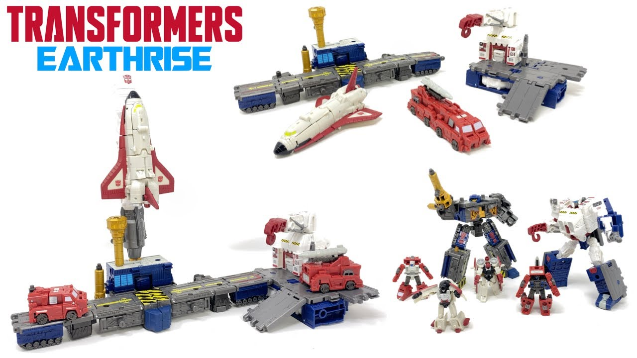 Transformers Earthrise Botropolis Rescue Mission in-Hand Review by PrimeVsPrime