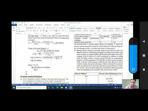 Finance unit 2 part e MBS 3d sem