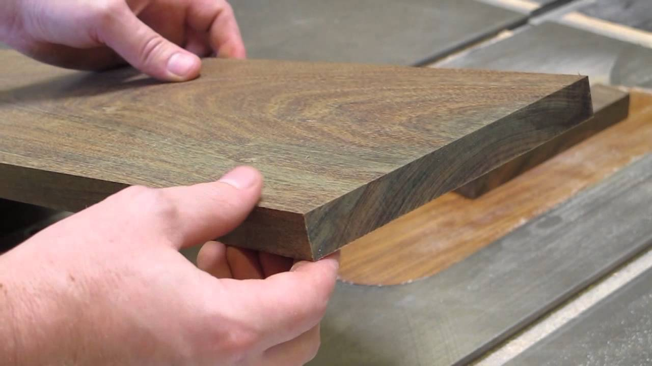 Woodworking With Ipe Tips For Finishing And Machining YouTube - Ipe outdoor furniture