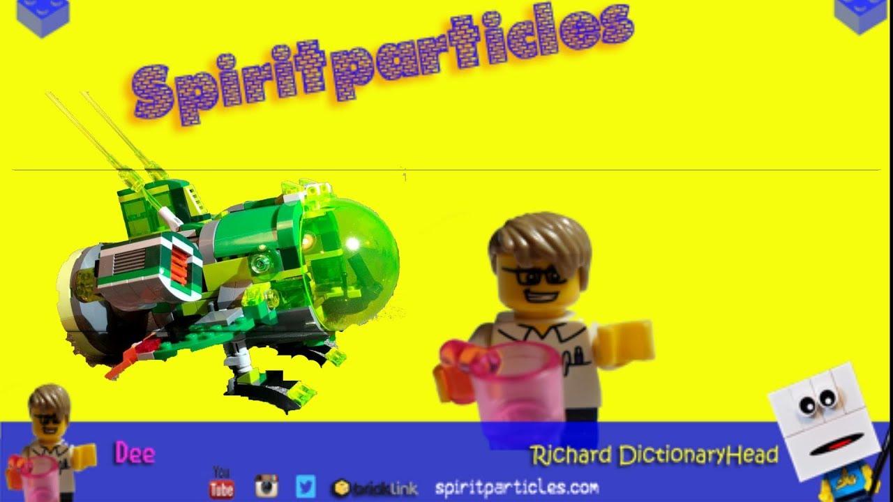 Lego Worlds E Build