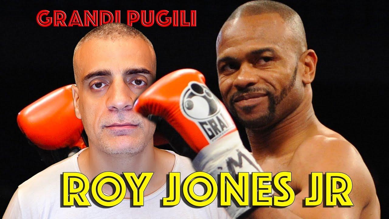 Roy Jones Jr il pugile più veloce e versatile - YouTube
