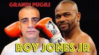 Roy Jones Jr il pugile più veloce e versatile