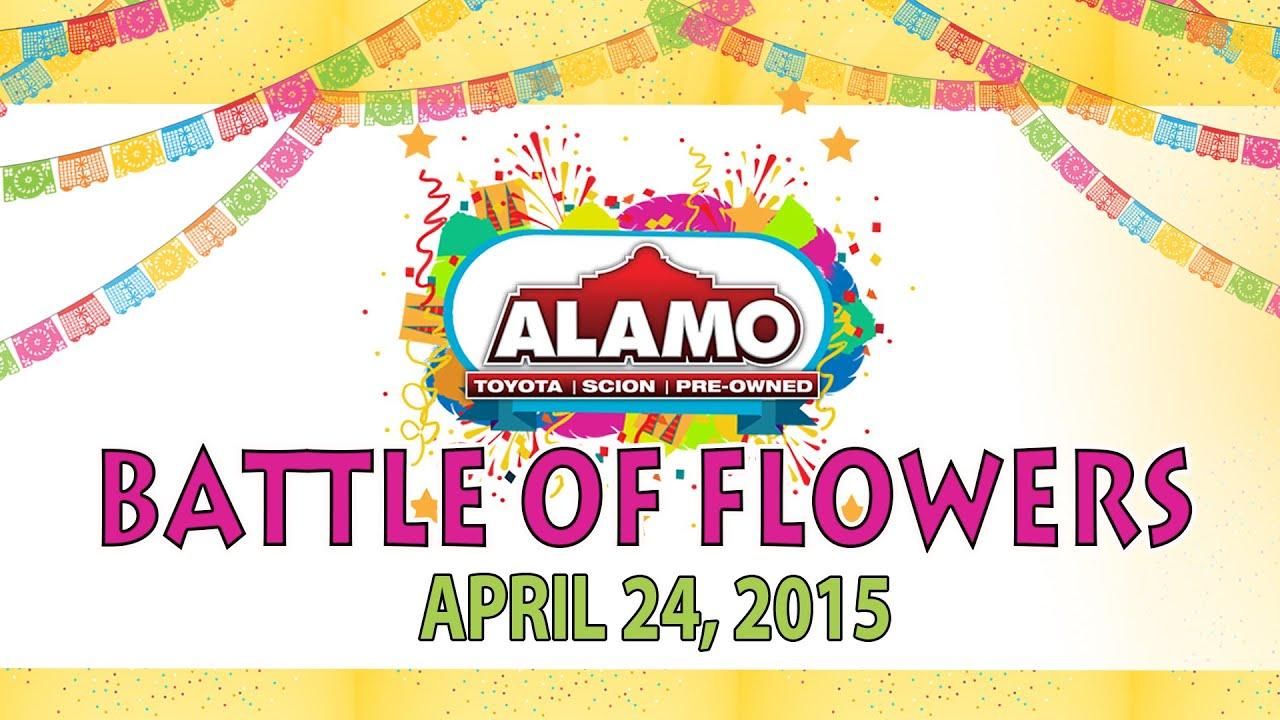 Battle Of Flowers Parade San Antonio 2015 Youtube