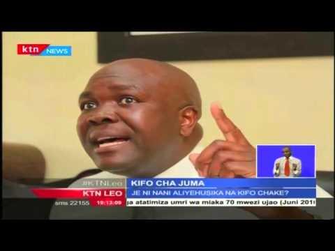 Ufichuzi kuhusu mauaji tata ya mfanyabiashara mashuhuri Jacob Juma