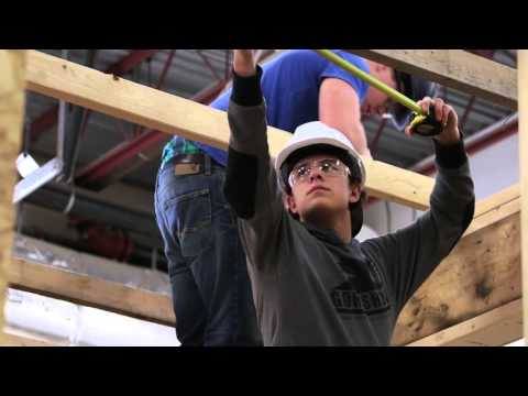 Manitoba Institute of Trades & Technology: Carpentry Program