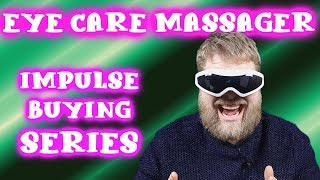 I Bought An Electric Eye Massager | Why The Hell Did I Buy An Eye Massager?
