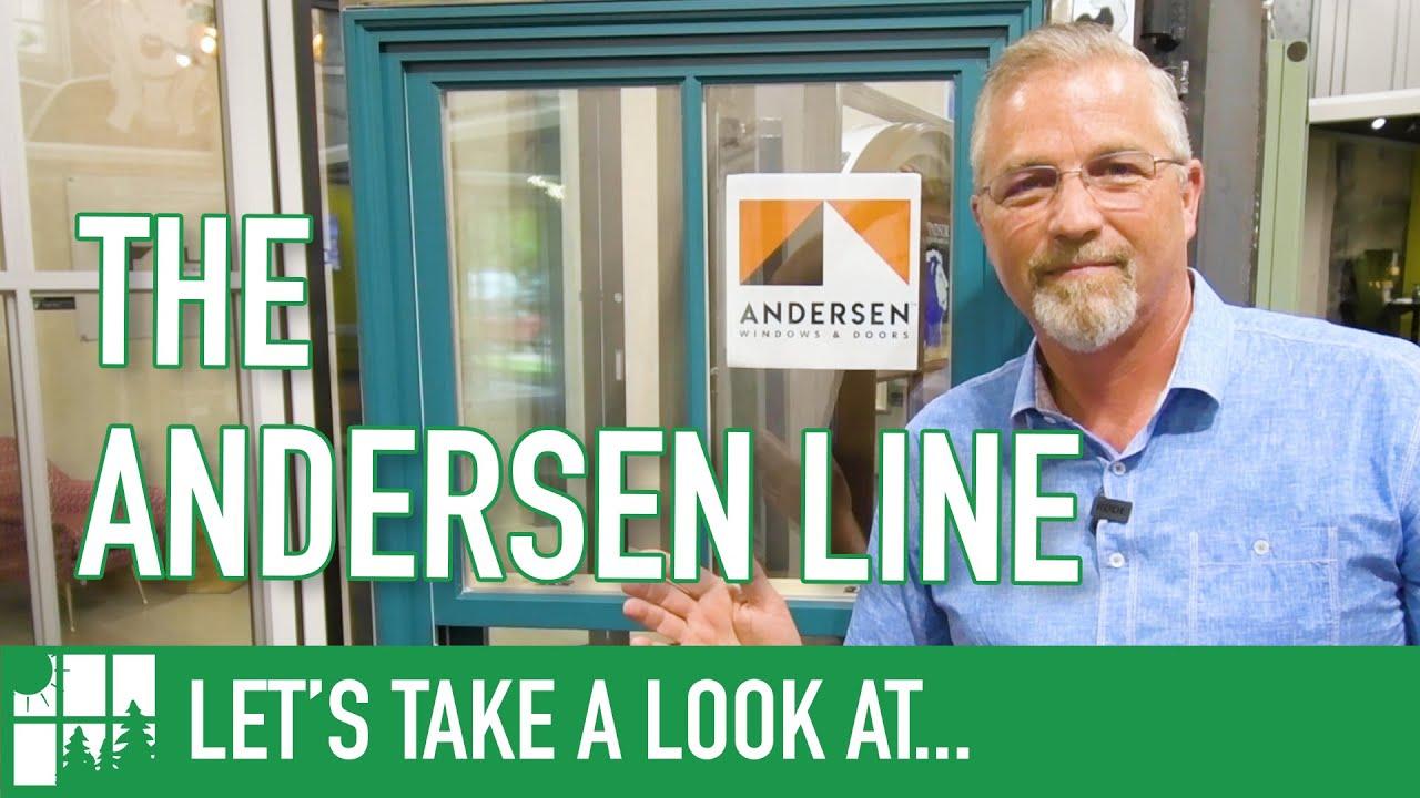 Download The Andersen Window Line