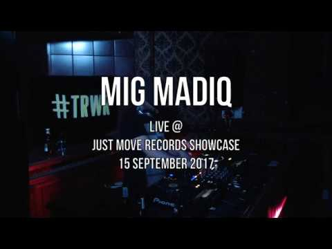 Mig Madiq Live At Just Move Records Showcase, Kitcheners
