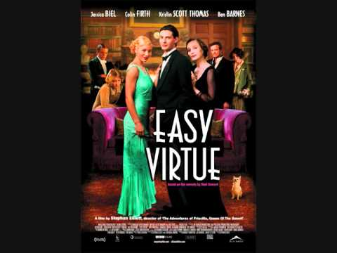 In The Library- Easy Virtue Soundtrack