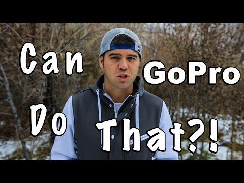 GoPro Declares War