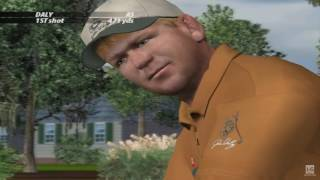 Tiger Woods PGA Tour 2005 GameCube Gameplay HD