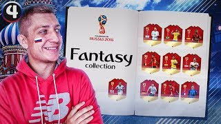 FANTASY COLLECTION | WORLD CUP 2018!! #4